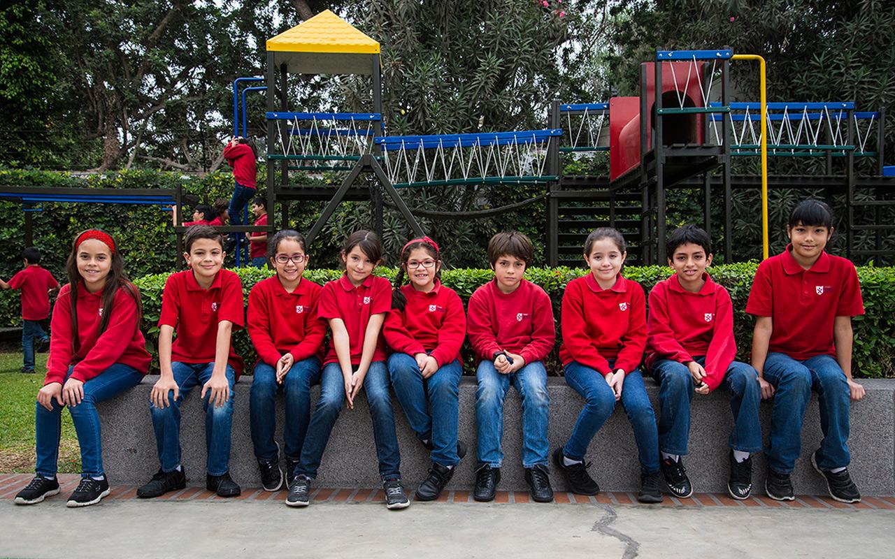 Un colegio que promueve<br /> el desarrollo del ser y del saber